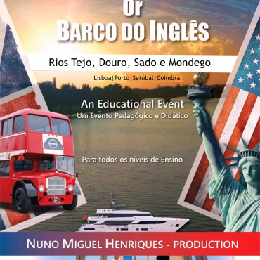 BARCO DO INGLÊS or ENGLISH BOAT